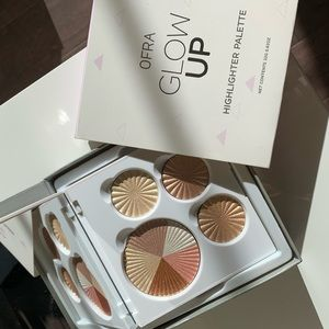 Ofra Glow Up Highlight Palette New In Box